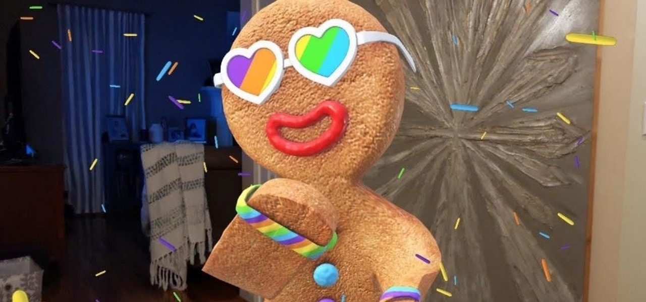 Celebrate Pride Month with These Snapchat Augmented Reality Lenses
