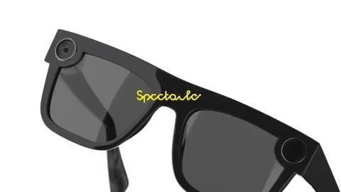 Snap Shows Us the Future of AR Smartglasses Through New Styles of Spectacles 2 Camera Glasses