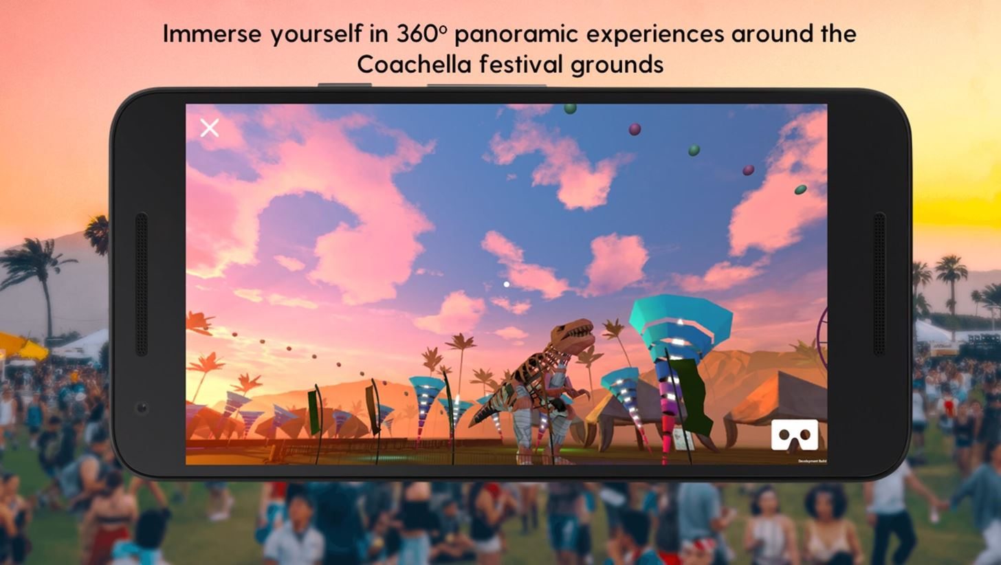 Coachella Partnered with Camera IQ to Alter Your Festival Experience with Hidden AR Easter Egg Hunts & More
