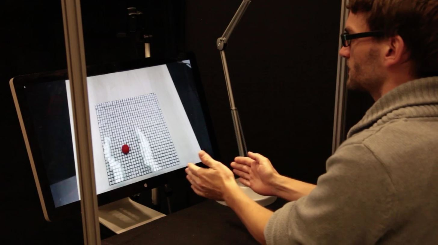 MIT's Remote Touch Interface Lets You Pick Up & Move Objects Through the Internet