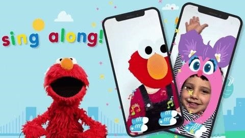 "Apple app ""Sesame Street Yourself"" with iOS support transforms children into their favorite characters via the new features of ARKit 3."