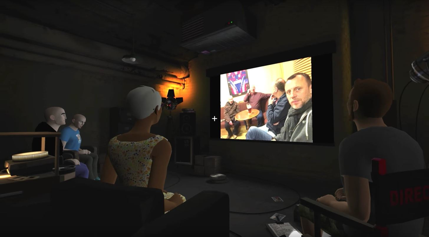 vTime Brings Human Interaction to Virtual Reality