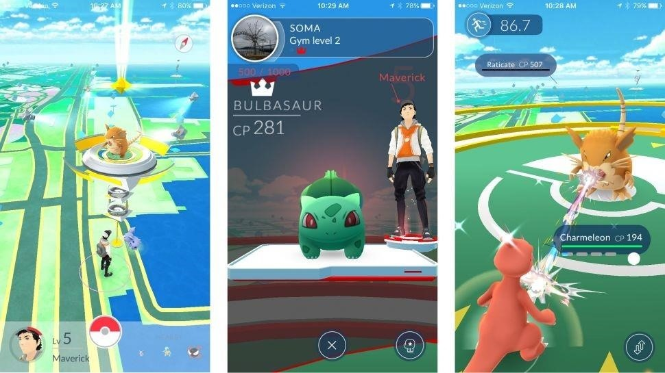 Gym? WTF Is a Pokémon GO Gym?