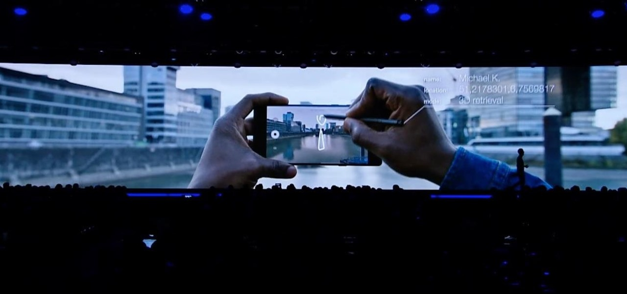 Samsung Intros AR Cloud, Niantic Real World Platform Makes Debut, Election Broadcasts Go AR