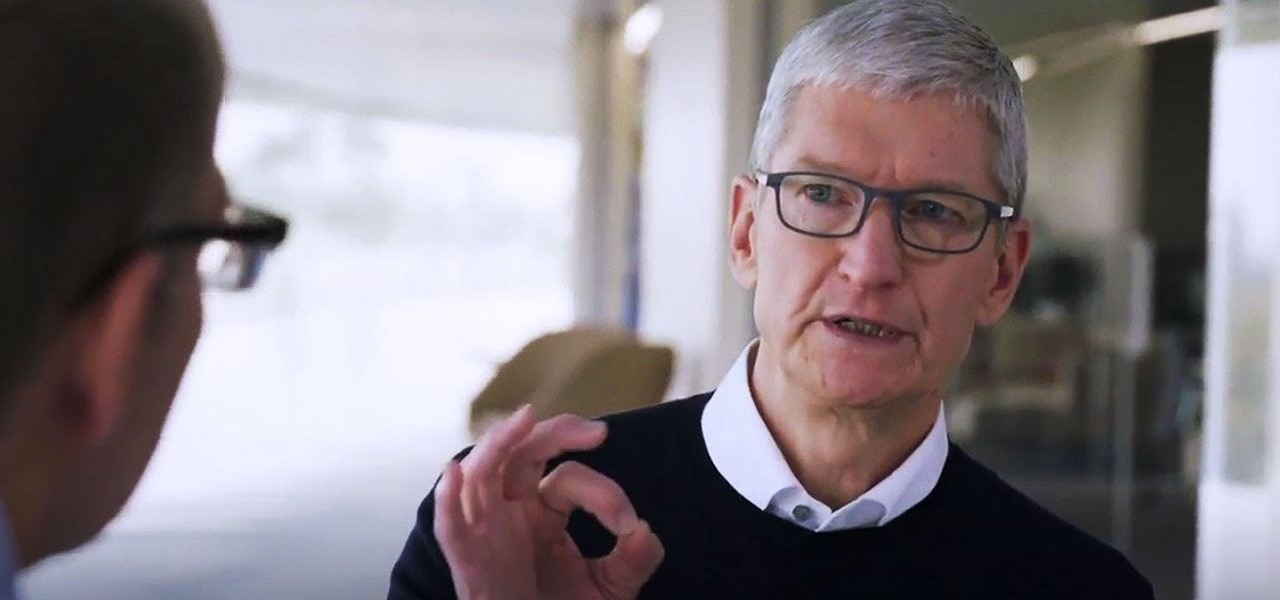 Tim Cook Takes to HBO to Promote the Future of Augmented Reality, Addresses Apple AR Glasses Question