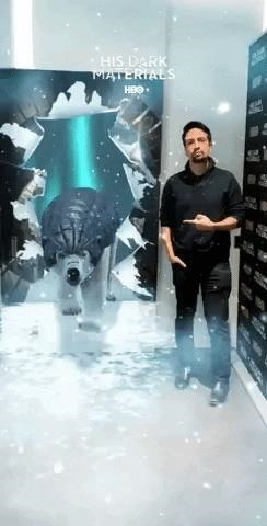 HBO Conjures More Snapchat AR Experiences to Promote 'His Dark Materials'