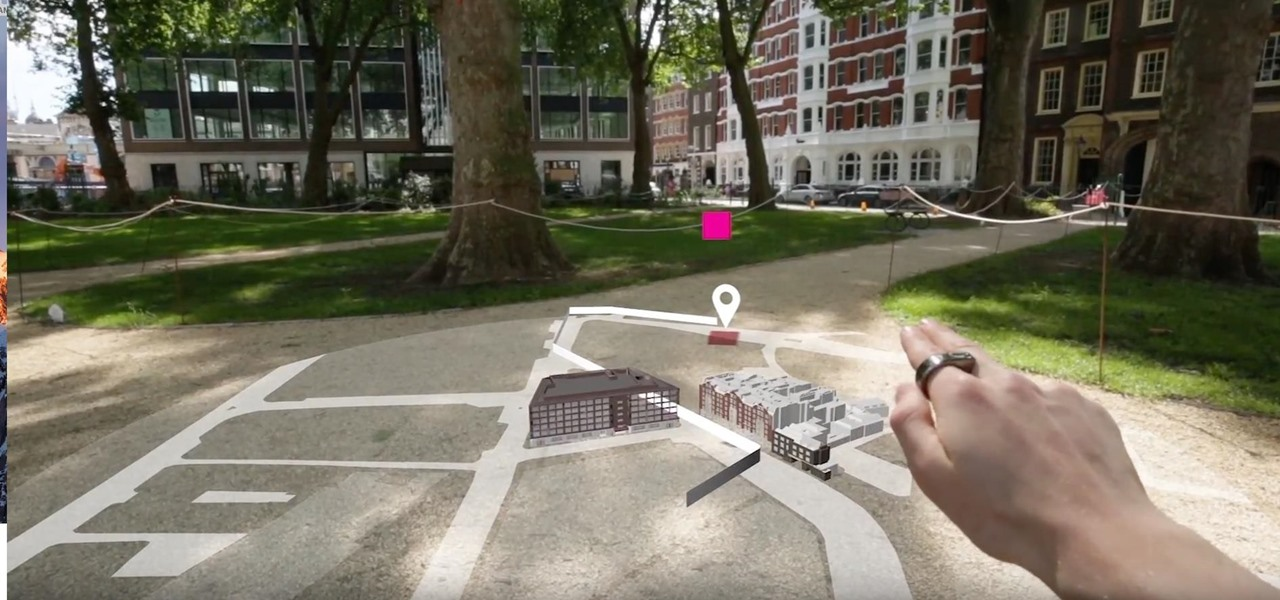 College Student Creates 'Scroll,' a Ring That Lets You Control Your AR Experience
