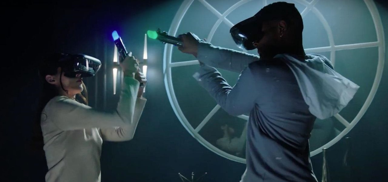 Lenovo's Star Wars — Jedi Challenges Now Lets You Battle Other Lightsaber Users in Augmented Reality