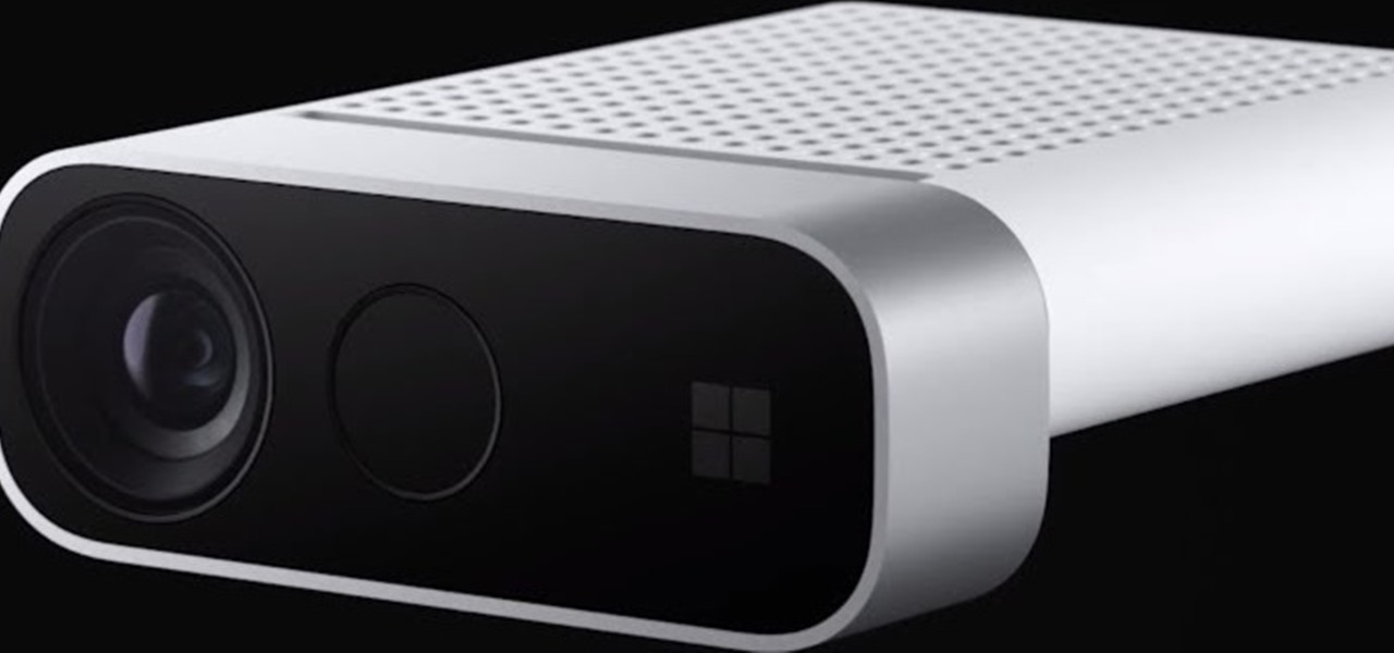 Microsoft's Azure Kinect Standalone Depth Sensor Powers Major Augmented Reality Improvements for $399