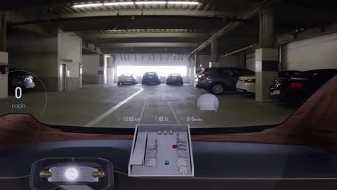 Nissan Augmented Reality Concept Helps Drivers Detect Invisible Obstacles