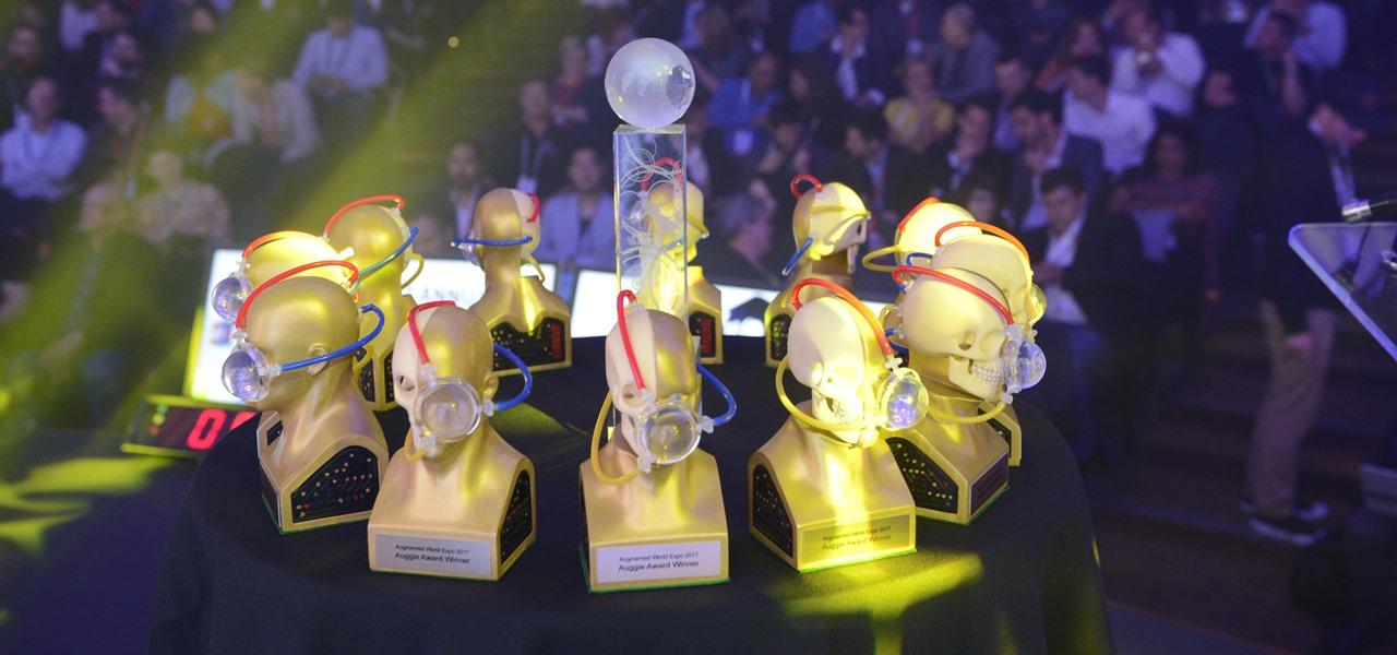 Meta, HoloLens, Wikitude Among Auggie Winners