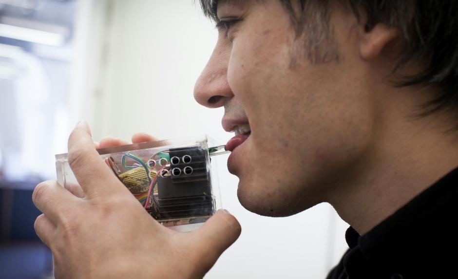 Strange New Technologies Explore the World of Virtual Taste, Touch, & Smell