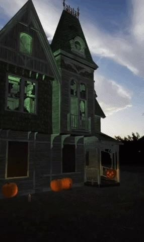 Developer Conjures Virtual Haunted House with ARCore