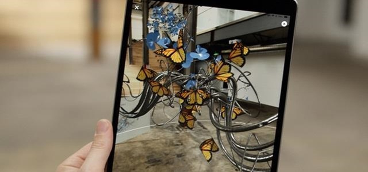 Adobe's Project Aero Takes on Unity & Unreal for AR Content Creation Supremacy