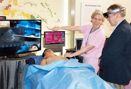 University of Maryland Demonstrates the Future of Medical Procedures with Augmented Reality