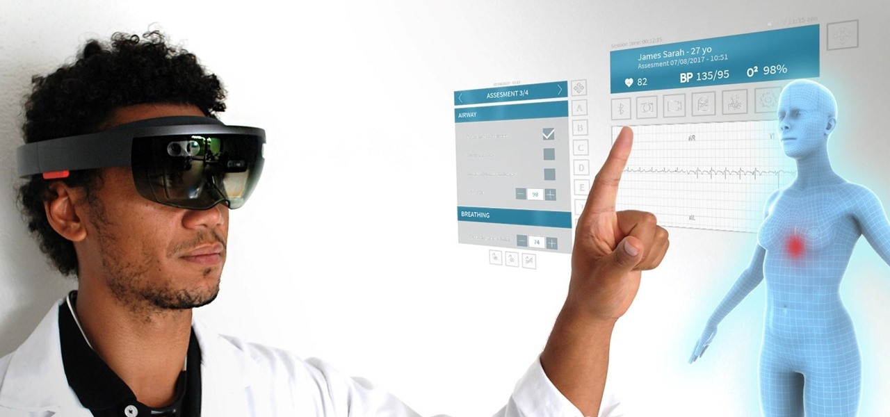 This HoloLens App Hopes to Offer Paramedics an Augmented Reality Assist During Emergencies