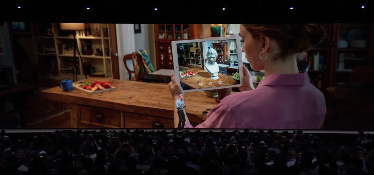 Apple to Unveil Stereo AR Headset Support, New ARKit Capabilities, & More at WWDC, Report Says