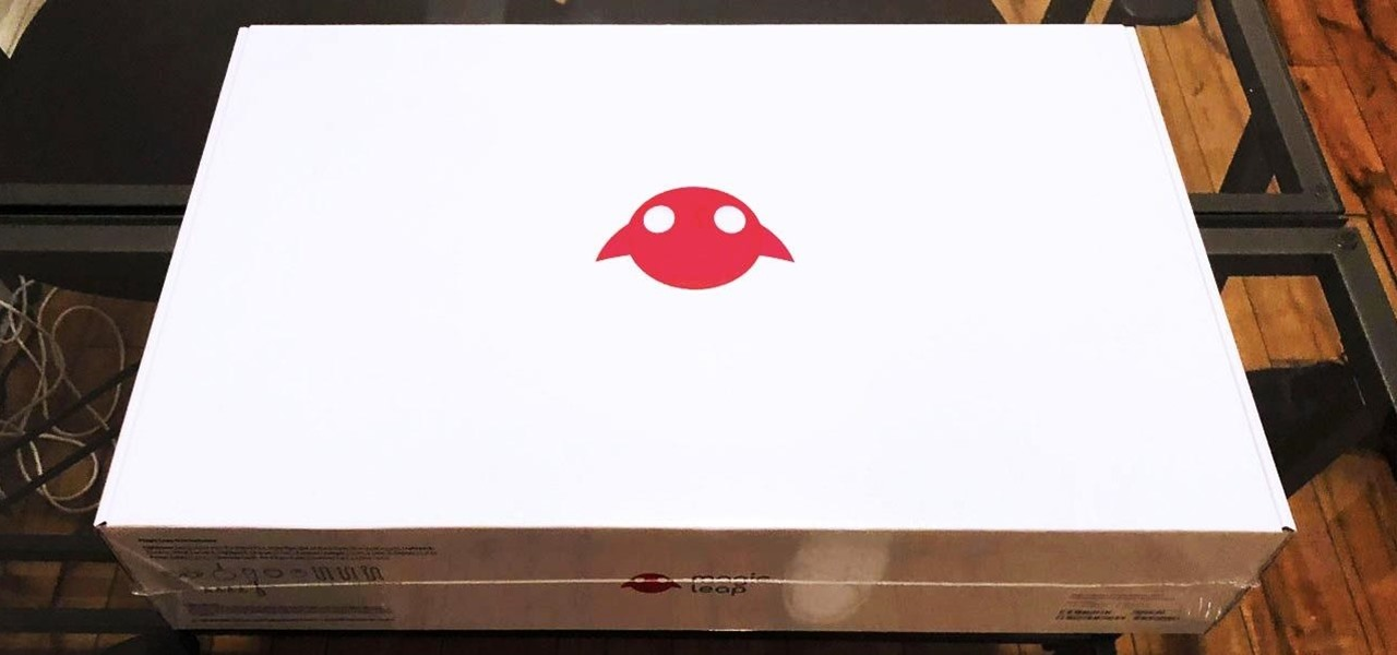 The Ultimate Magic Leap One Unboxing, Every Part, Every Logo, & One Very Special Surprise Treat