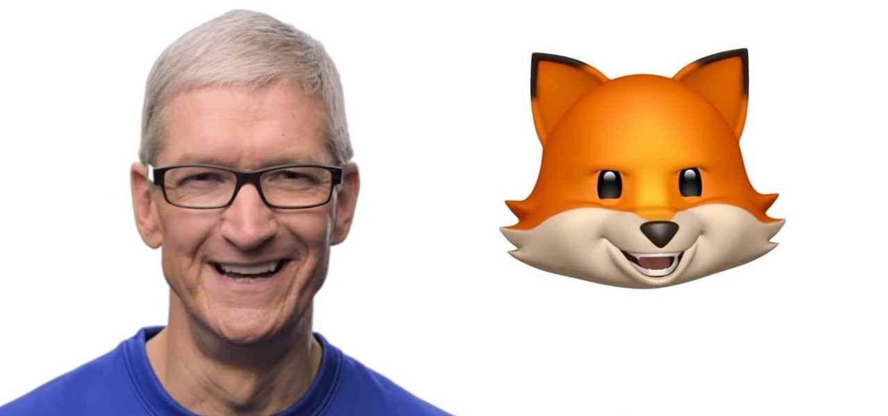 Tim Cook Makes Rare Animoji Appearance, Pushes AR Amid Slow iPhone X Sales Reports