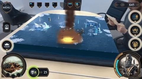 The Ancients AR Puts Mystical Sea Battles in Your Living Room in Augmented Reality
