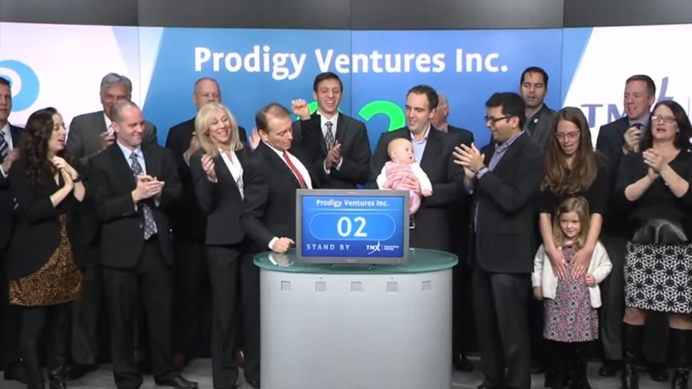 Market Reality Boeing Horizonx Takes Flight With Ar Investment Wire Harness Prodigy Ventures Shown Here Opening Canadas Tsx Venture Exchange In Sept 2015 Reported Record Revenue 2016 Image By Tmx Group Youtube