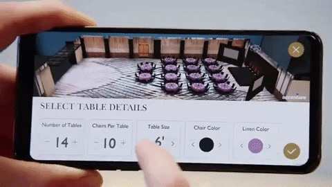 Qualcomm & Accenture Upgrade Event Planning with AR App for Nreal Light & Mobile