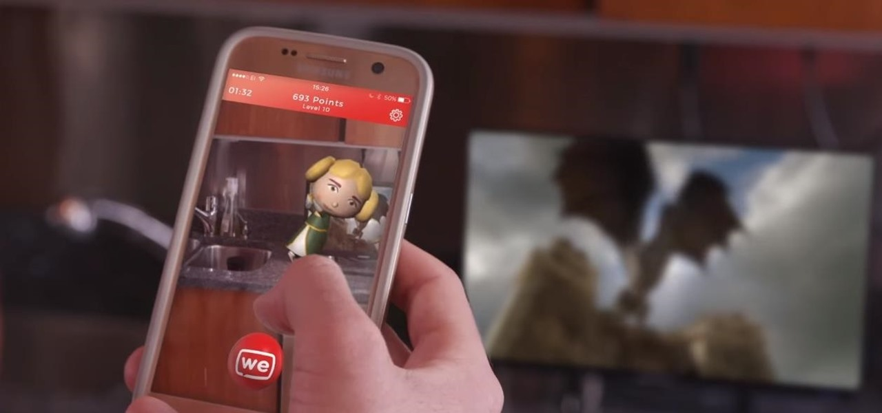 We Are TV Aims to Gamify Your TV Shows with AR