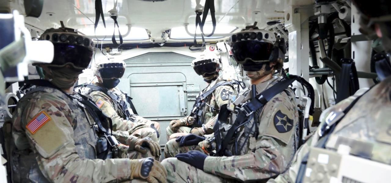 New US Army Military-Grade HoloLens 2 Imagery Gives Us Star Wars Stormtrooper Vibes