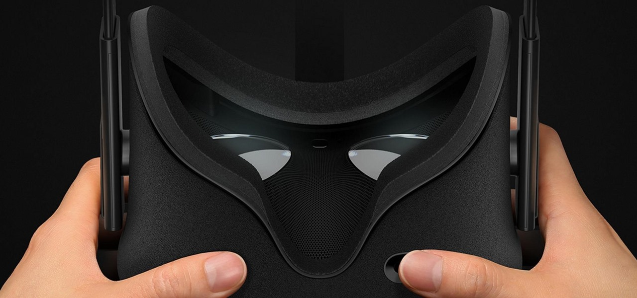 Oculus Is Collecting a Scary Amount of Data for Facebook