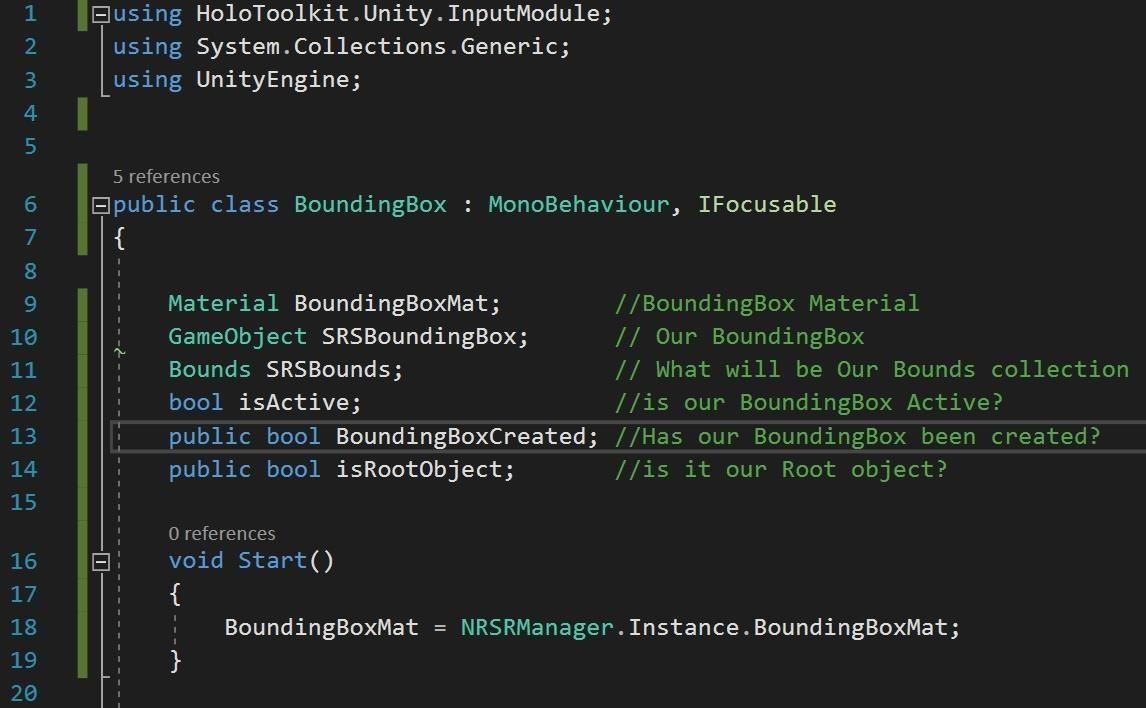 HoloLens Dev 101: Building a Dynamic User Interface, Part 4 (Creating Objects from Code)