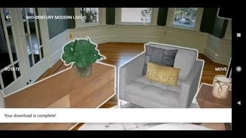 Google Debuts an ARCore Exclusive with Curate App from Sotheby's International Realty