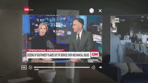 CNN Brings Its News Networks to Magic Leap One