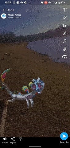 How to Expand Your Available AR Effects for Your 3D Spectacles Videos