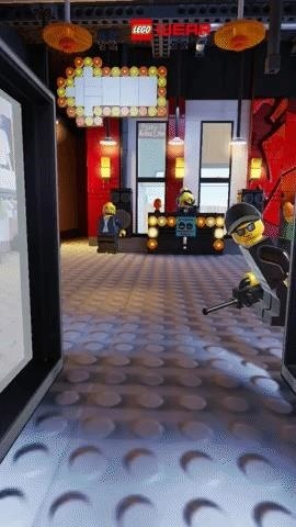 Lego Partner Kabooki Builds Virtual Pop-Up Shop with Snapchat's Shoppable AR
