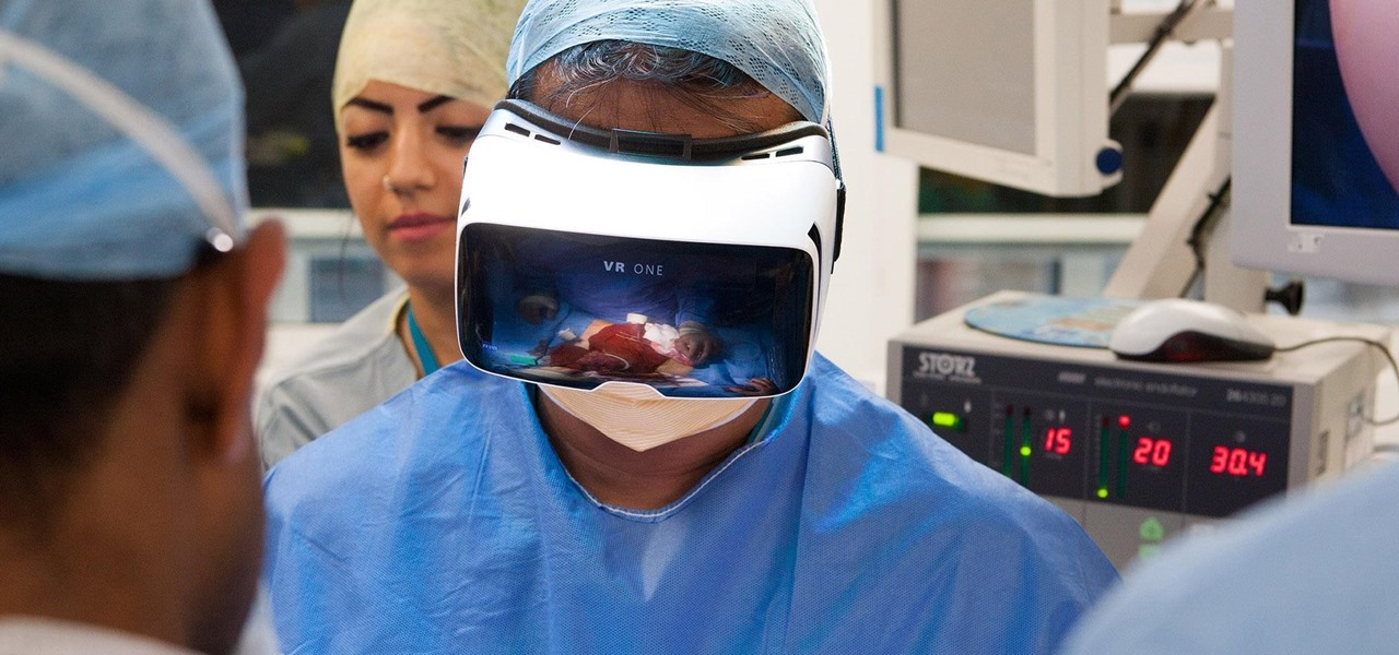 VR in the OR—Watch Live Surgery on April 14th in 360 Degrees