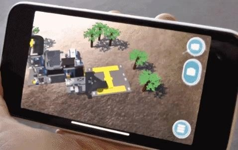 Apple AR: LEGO AR-Studio Will Give Kids Free Virtual Sets to Play Alongside Real LEGOs