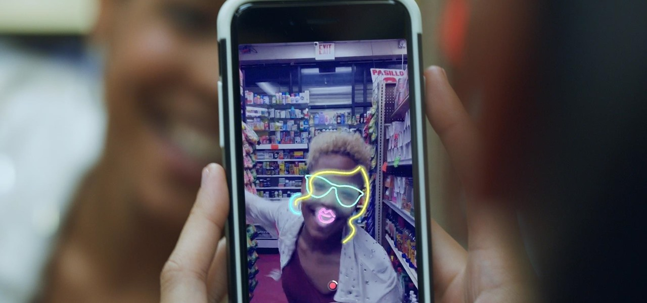 Facebook Copies Snapchat Again by Putting Augmented Reality Camera Filters in the Main Facebook App