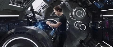 The Best Marvel Movie Scenes Featuring Augmented Reality Concepts That We Might Use in the Near Future